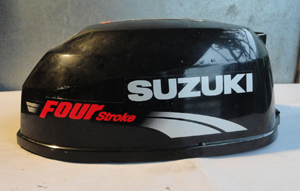 A288M34 Suzuki DF2.5S Motorhaube