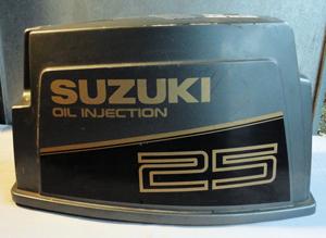 A299M9 Suzuki DT25C Motorhaube