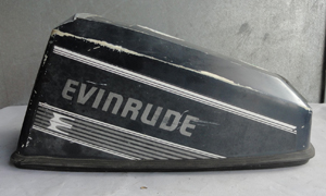A397M16 Evinrude Johnson E4RDHLESR Motorhaube