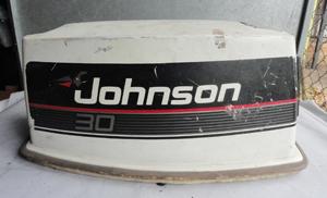 A423M6 Johnson BJ30BAESS Motorhaube