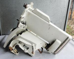 A427M6 Johnson BJ30BAESS Schaft mit Bracket