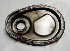 L491 Mercruiser 5,7L V8 Stirndeckel Cover