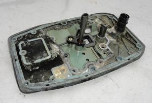 A486M39 Yamaha F9.9BM Adapterplatte